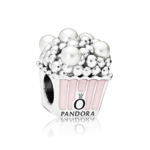 Pandora Women Silver Bead Charm - 797213EN160 2shdl